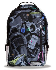 xray backpack