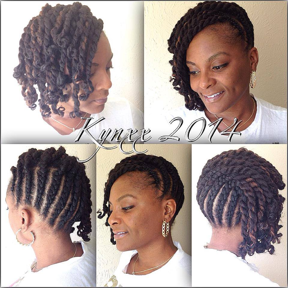 Crochet Braids On Twa : crochet braids Eccentric GLOW