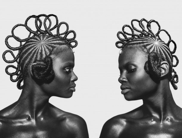 Dope Exhibit Showcasing Traditional African Hairstyles