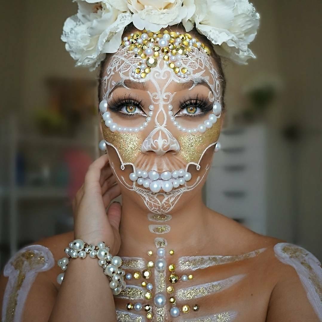 These Makeup Artists Pushed The Creative Envelope With